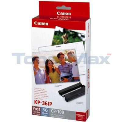 CANON KP-36IP INK\PAPER SET COLOR